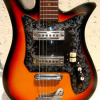 Thumbnail image for 1960s Teisco Del Ray Tulip