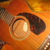 Thumbnail image for 1960s Guild Troubador F-20