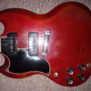 Thumbnail image for 1964 Gibson SG Special Left Handed